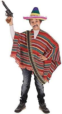 LLOPIS - Disfraz Infantil Mexicano t-5: Amazon.es: Juguetes y juegos