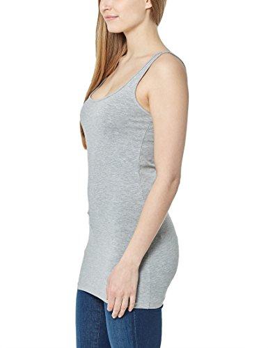 Berydale Camiseta sin mangas de mujer Gris (Hellgrau)