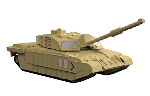 Price comparison product image Airfix Quickbuild Challenger Tank Plastic Model Kit