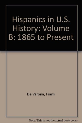 Hispanics In Us History/3620-3N27