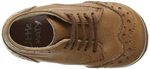 Little Mary Lord - Zapatos de primeros pasos Bebé-Niñas Marrón (*sauvage Tabac)