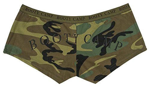 2854f5ecd4d Top Choice · Rothco Womens Booty Camp Shorts product image