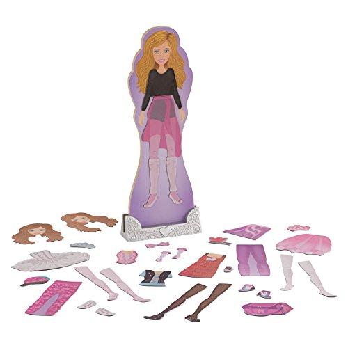 KidKraft Magnetic Dress Up Doll product image
