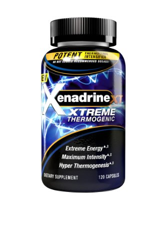 Xenadrine XT Xtreme Thermogenic with Green Coffee, 120 Capsules, Health Care Stuffs