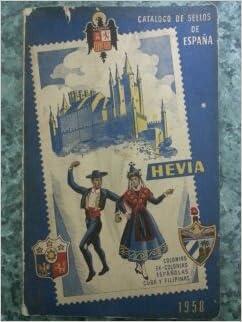 CATALOGO DE SELLOS DE ESPAÑA 1958: Amazon.es: CATALOGO HEVIA: Libros