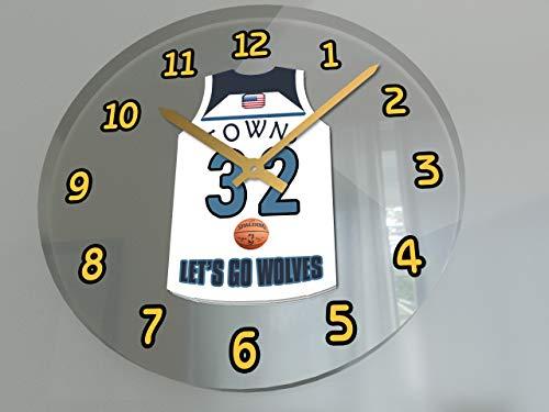 (Basketball Wall Clocks - 12