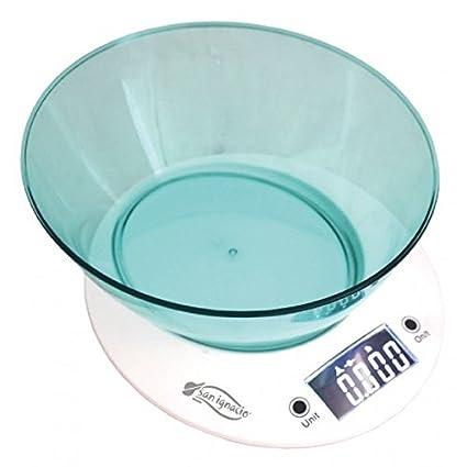 San Ignacio - Báscula de cocina con bowl 35653