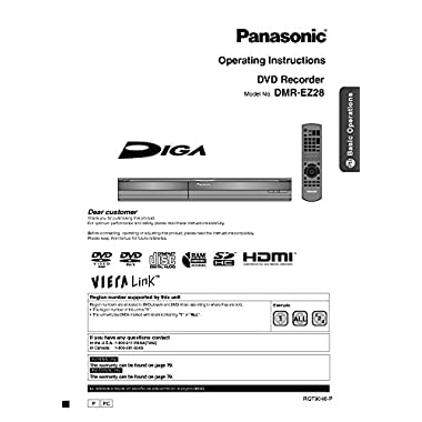 panasonic dvd recorder instruction manual how to and user guide rh taxibermuda co