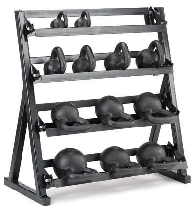 GILL ATHLETICS KETTLEBELL RACK