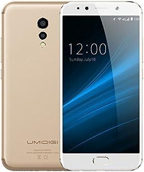 UMIDIGI S - Smartphone Libre 4G Android 7.0, Pantalla FHD de 5.5 ...