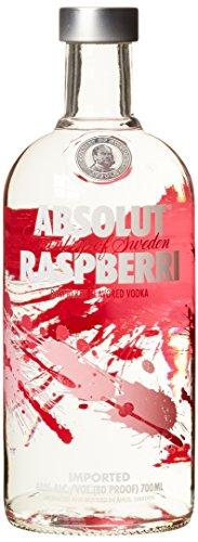 Absolut Wodka Raspberry (1 x 0.7 l)
