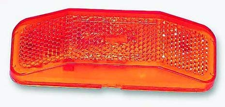 (Bargman RV Trailer Camper #99 Series Side Marker Light Amber 1/Clamshell Reese 31-99-002 (Quantity 4))