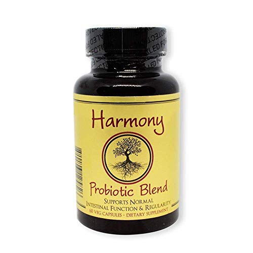- Harmony Probiotic Blend for Women, Men, Kids - Best for Digestion - Stress - Weight Control. Featured in WELLNESS MAGAZINE. No refrigeration. Non-GMO, Gluten-Free, Dairy-Free, Soy-Free, Kosher.