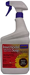 Bonide 652 Ready-to-Use Insect Soap, Quart