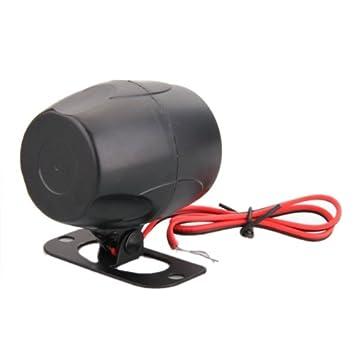 CARCHET® alarma bocina sirena para motocicleta coche auto ...