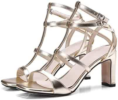 1a4927c3b25 Shopping 13 or 3 - Gold - Sandals - Shoes - Women - Clothing, Shoes ...