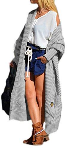 Mikos Gilet Taille Tricot Femme unique P7wxrHPWa