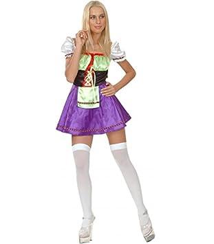Disfraz de Chica de la Cerveza: Amazon.es: Juguetes y juegos