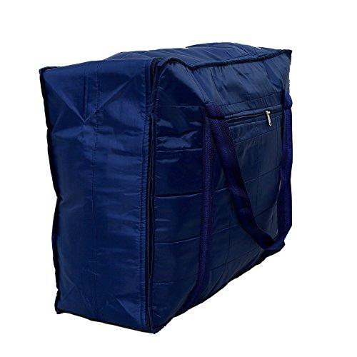 kuwer Industries Jumbo attachi Tasche in weichem Parachute Material, Decke mit Koffer Tasche, Aufbewahrungstasche