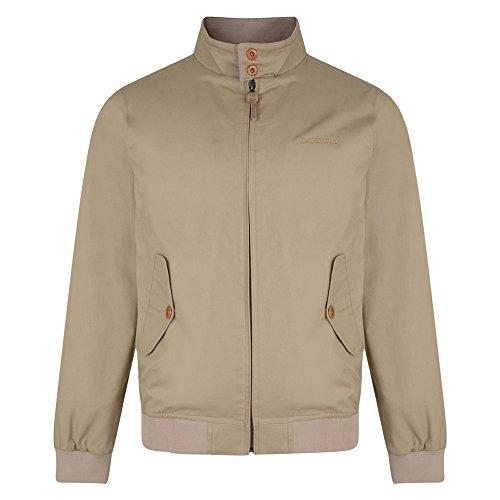 beige Lambretta Harrington Stone Homme Pour Veste H0PRqwB60