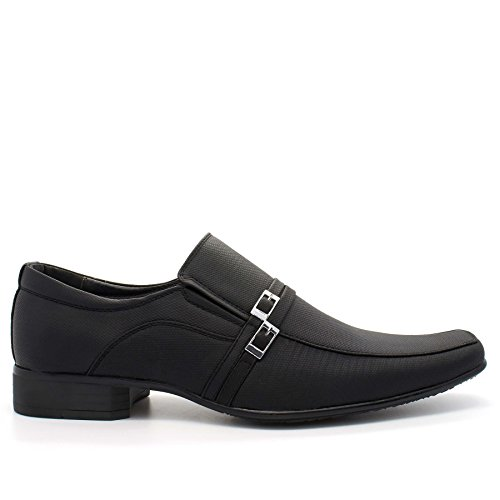 Formal Felix Footwear Shoes London Men Black Smart On Slip qpYwx5