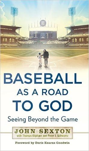 John Sexton on baseball and faith.