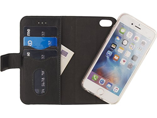 Mobilize Premium 2in1 Gelly Wallet Case Apple iPhone 7 Black