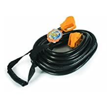 Camco 55197 30-Amp 50-Feet RV Power Grip Extension Cord