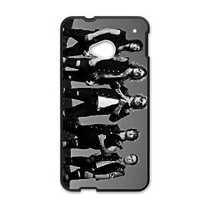 HTC One M7 Phone Case Cover Black Asking Alexandria EUA15993883 Protective Plastic Case