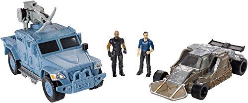 Mattel Star - Mattel Fast & Furious Deluxe Stunt Stars Vehicle