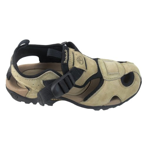 99723c1bb3f Mens Timberland Beige Stone Del Fuego Designer Hiking Sandals Shoes Size UK  8.5  Amazon.co.uk  Shoes   Bags