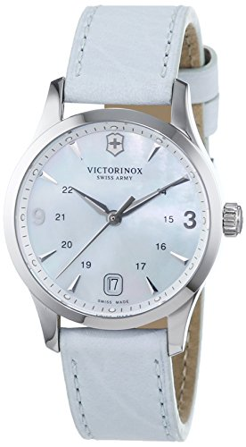 Victorinox Swiss Army Alliance 241661 Wristwatch for women Mother-Of-Pearl Dial