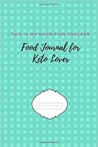 amazon com this is my nutrition tracker food journal for keto lover