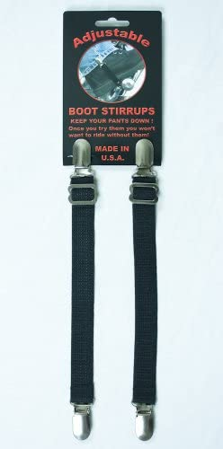 Details about  /1//2Pair Pant Clip Motorcycle bike Cyclist Leg Boot Strap Stirrup For Riding#CAH