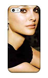 Premium Natalie Portman Back Cover Snap On Case For Iphone 5/5s by lolosakes