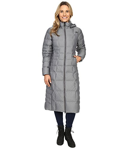 The North Face Triple C II Parka Women's TNF Medium Grey Heather X-Large by The North Face