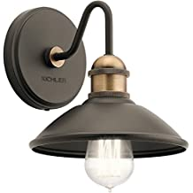 Kichler Lighting 45943OZ One Light Wall Sconce from the Clyde Collection