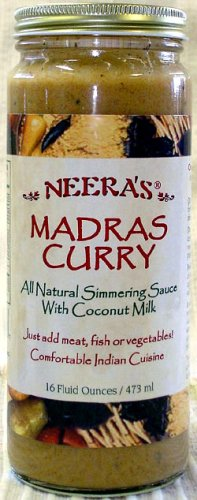 UPC 737785160017, Madras Curry Sauce