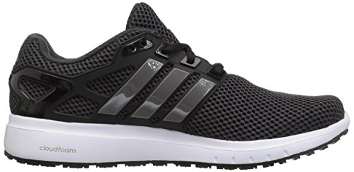 Adidas Performance Women's Energy Cloud w Running Shoe, Utility Black/Trace Grey/Black, 7 Medium US