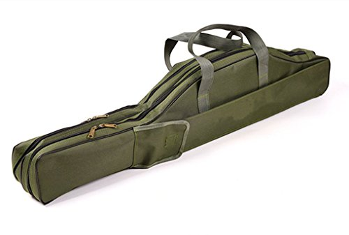 Toasis Fishing Rod Carrier Bag Fishing Pole Carrying Case (3.28Ft/1m)