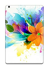 LovingShop GtdgD5194OGHBW Case Cover Ipad Mini/mini 2 Protective Case Bright Flowers
