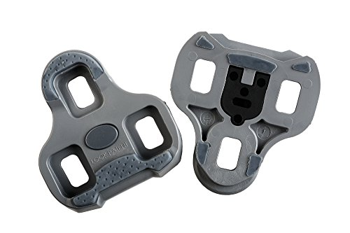 Look KEO Grip 4.5 Degree Cleats, Grey ()