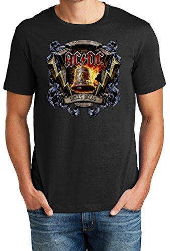 ACDC - Hell's Bells T-Shirt (Black) - 6