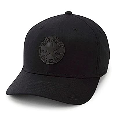 CONVERSE Ripstop Curved Peak Hat | Black (CON242) from Converse