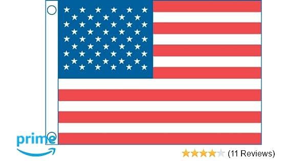 Flag 12 in X 18 in 50 Star U.S