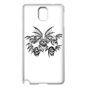 Samsung Galaxy Note 3 Cell Phone Case White Avenged Sevenfold as a gift J2307333