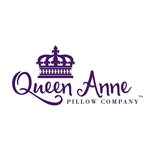 The Original Queen Anne Pillow - French Goose Down Luxury Pillow - Hotel Collection - Made in USA (Queen Size, Firm Fill) by Queen Anne Pillow Company (Image #5)