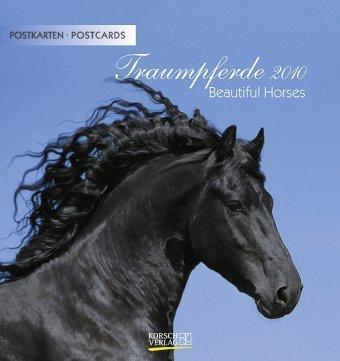 Traumpferde 2010: Postkartenkalender