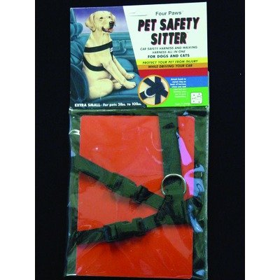 Pet Safety Sitter Dog Harness Size: Extra Large (18.5