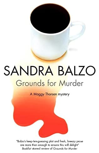book cover of Grounds for Murder